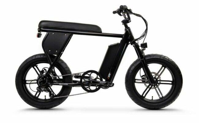 City Scramble for model #4 best buy electric bikes Juiced Bike.