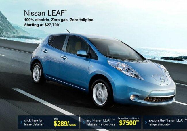 Affordable electric car price