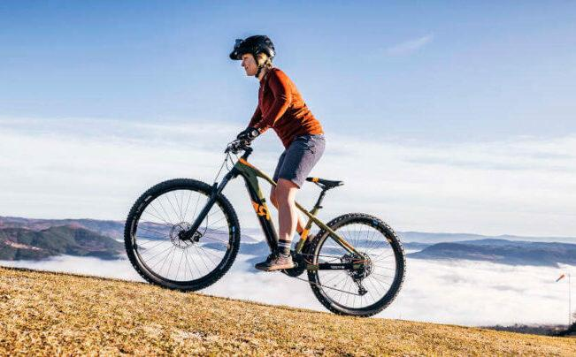 As post feature image of best deal e-bike for students and workers