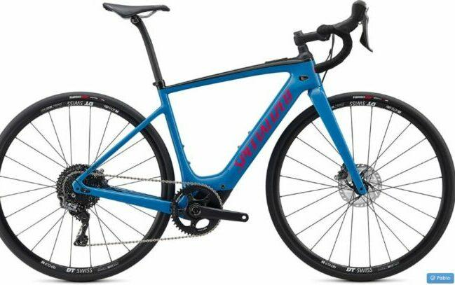 Specialized Creo SL Comp Carbon Electric Road Bike 2021 as model #3 specialized electric road bikes