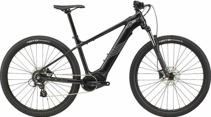 Cannondale Trail Neo S 3 Electric Hard Tail Mountain Bike 2021 as model #3 Women Electric Bikes sale