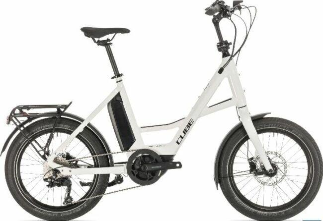 Cube Compact Sport Hybrid 20in Electric Bike is model #5 Cube Electric Bikes sale.