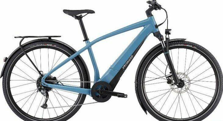 Specialized Turbo Vado 3.0 Electric Bike 2021 as model #1 Women Electric Bikes Sale
