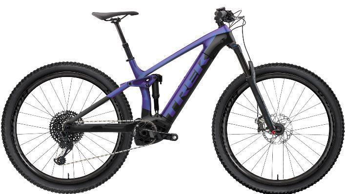 Trek Rail 5 SX-Eagle 29er Electric Bike 2021 as model #2 Women Electric Bikes Sale