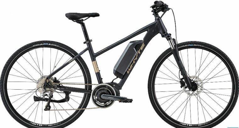 Whyte Coniston Women's Electric Bike 2021 as model #5 Women Electric Bikes Sale