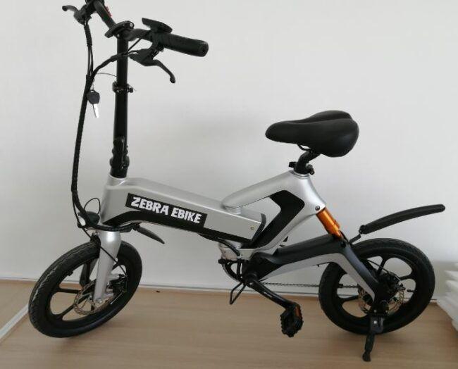 Model #K Zebra Electric Bike is chosen for Zebra Electric Bike Sale Johor
