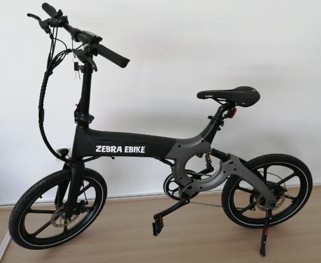 Model #M Zebra Electric Bike is chosen for Zebra Electric Bike Sale in Johor Bahru.