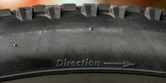 Tread directional is the knowledge of electric bike tire