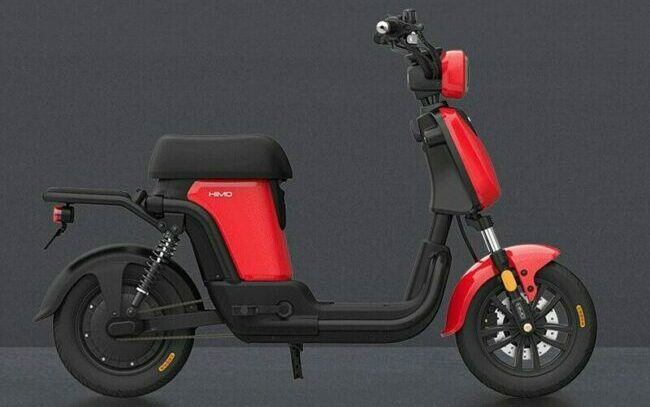 HIMO-T1-Electric-Bicycle as model #1 Classic Electric Bikes Women
