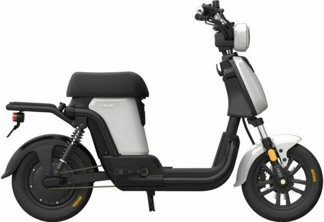 Himo T1 Standard Version as special electric bike as model #5 Classic Electric Bikes Women