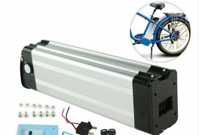 Application model for Hailong-S004-e-bike-battery