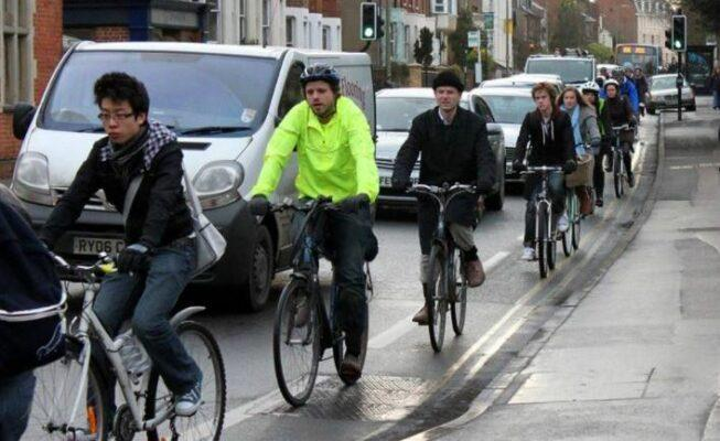 Cycling in a behave manner - is an awesome discipline