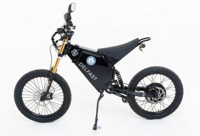 DELFAST Prime 2.0 with an outstanding travel range of 236 miles is a 100 miles range electric bikes.