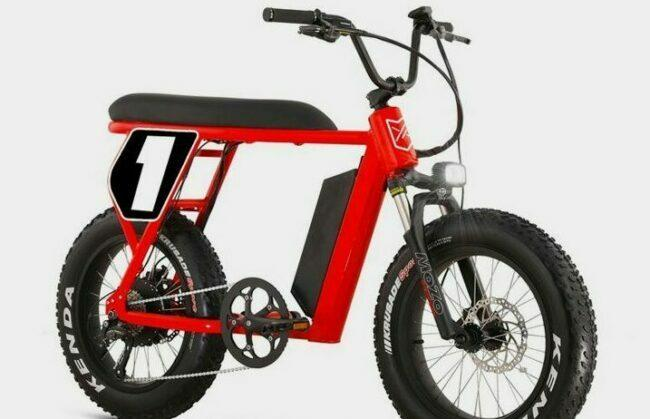 JUICED Bike City Scramble as model #6 electric bikes for work