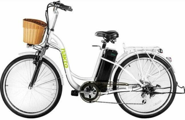 Nakto camel electric bike as model #2 best electric bike for women.