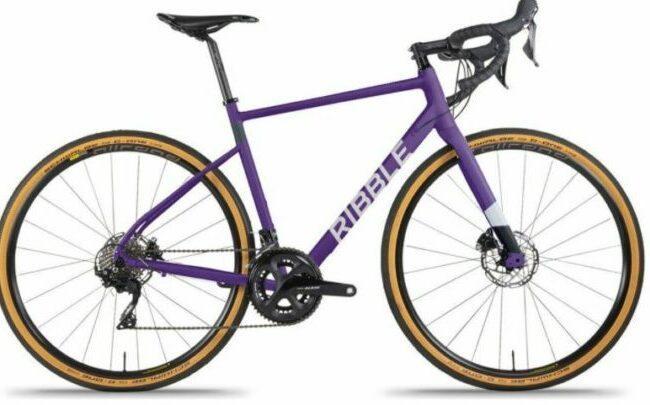 Ribble CGR AL e-Shimano 105 as model #9 electric bikes for work