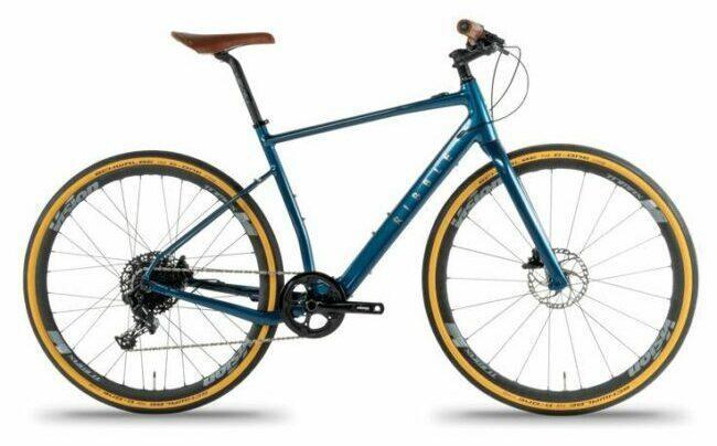 Ribble Hybrid AL e-blue as model #11 electric bikes for work