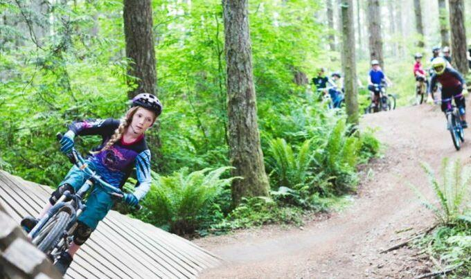 Fun mountain biking as feature image best mountain bikes for children