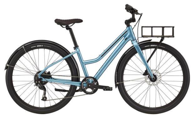 Cannondale Treadwell EQ 650b Remixte Hybrid Bike.