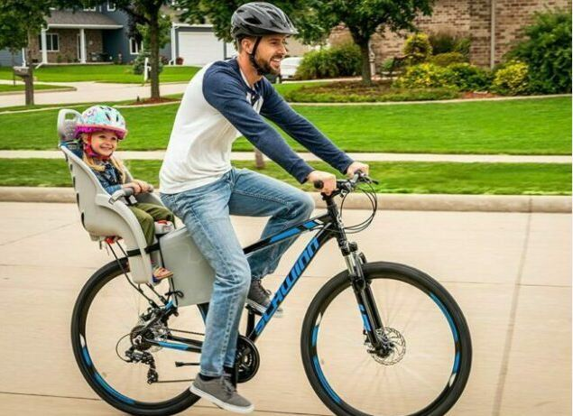 Cycling with Kids as the featured image for Rattan 750W LF Folding E-Bike Post.