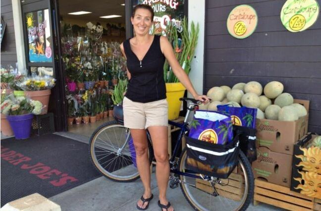 E-Bike for shopping as the featured image for PACKA E-Cargo Bike Post.