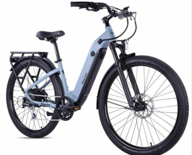 Ride1Up 700 Series is the best affordable hybrid electric bike.