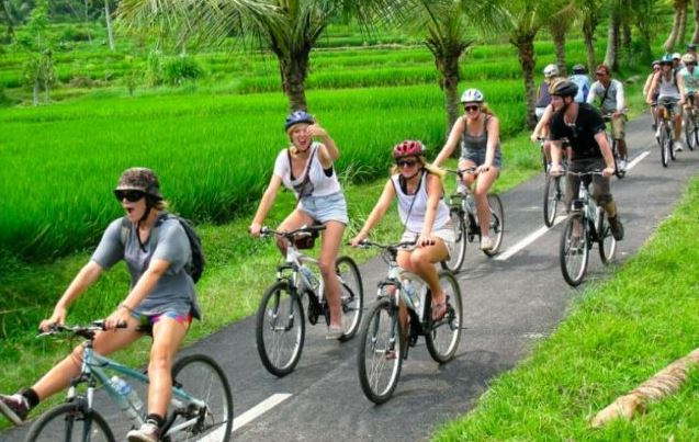 Bali Biking as the featured image for ANCHEER Blue Spark - The Most Affordable Electric Commuter.