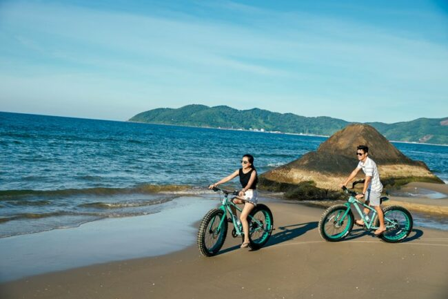 Cycling fun Vietnam as the featured image for WALLKE X3 Pro - The Best Affordable All Terrain E-Bike post.