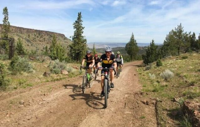 Mountain biking tour as the featured image for Pioneer Allroad - The best affordable electric commuter bike post.